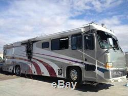 00 American Allegiance RV Motorhome RH Right Front Entry Door Assembly
