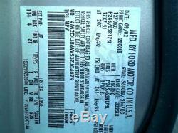 02 03 04 05 MOUNTAINEER L. FRONT DOOR ELEC WithKEYLESS ENTRY PAD 222160