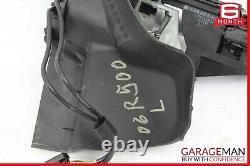 06-10 Mercedes W251 R500 Front Left Side Keyless Go Exterior Door Handle Silver