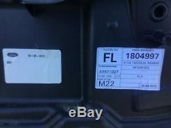 07-10 Ford Edge keyless entry pad Exterior Front Left Door OEM E