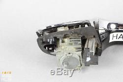 07-13 Mercedes W216 CL550 CL600 CL63 AMG Left Driver Door Handle Keyless Go OEM