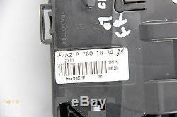 07-13 Mercedes W216 CL550 CL63 Right Passenger Side Door Handle Keyless Go OEM