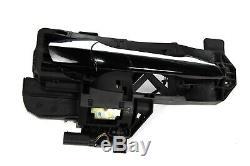 07-13 Mercedes W221 S550 Front Right Exterior Door Handle Black Keyless Go OEM