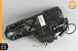07-14 Mercedes W216 CL600 CL63 AMG Right Passenger Door Handle Keyless Go OEM