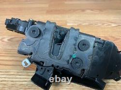 07-15 Jaguar XK XKR Right Passenger Door Lock Actuator Latch 6W8A21812HD OEM