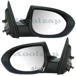 09-12 Mazda6 Power Non-Heated witho Lighted Entry Mirror Left Right Side SET PAIR