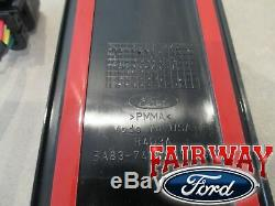 10 thru 19 Flex OEM Ford Door Entry Keypad Pillar Molding Trim Left Driver