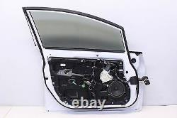 11 16 Ford Fiesta Front Driver Left Door Glass Assembly Keyless Entry Pad Oem