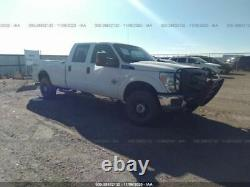 13 14 Ford F250 Super Duty Driver Front Door Electric WithO Keyless Entry Pad