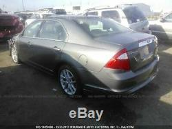 2006-2012 FORD FUSION Left Front Driver Door With Keyless Entry Pad Gray 40658