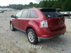 2007-2010 Ford Edge Driver Front Door WithKeyless Entry Pad Red 3425950