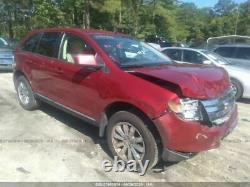 2007-2010 Ford Edge Driver Front Door WithKeyless Entry Pad Red 3739827