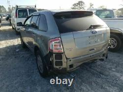 2007-2010 Ford Edge Driver Front Door WithKeyless Entry Pad Silver 3611802