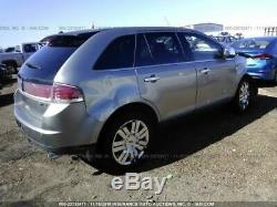2007-2010 Ford Edge Driver Front Door WithKeyless Entry Pad Silver 662870