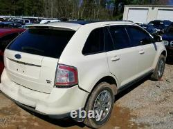 2007-2010 Ford Edge Driver Front Door WithKeyless Entry Pad White 3338808
