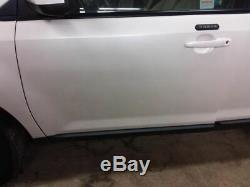 2007-2010 Ford Edge White Driver Front Door WithKeyless Entry Pad 1056502