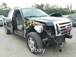 2009-2014 Ford F150 Driver Front Door Electric WithO Keyless Entry Pad Black