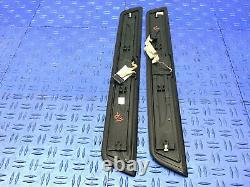2011 2016 Bmw 550i F10 Front Door Entry Sill Cover Trim Lighted Set