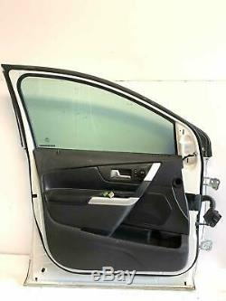 2011 Ford Edge Lh Driver Front Door White Keyless Entry C-3rd + 4th Pic