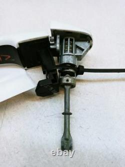 2012 Hyundai Genesis Driver Left Front Door Handle Keyless Entry Oem Used