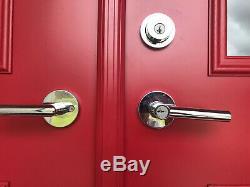 Double front doors, entry doors Therma-Tru Exterior doors Prehung Size 6'wi