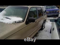 Driver Front Door 4 Door With Keyless Entry Pad Fits 95-97 EXPLORER 119149