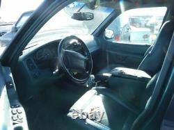 Driver Front Door 4 Door With Keyless Entry Pad Fits 98-01 EXPLORER 13852390