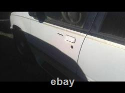 Driver Front Door 4 Door With Keyless Entry Pad Fits 98-01 EXPLORER 15468371