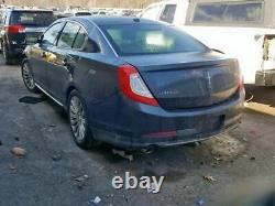 Driver Front Door Electric Keypad Entry Fits 09-13 MKS 1956542