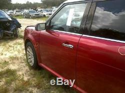 Driver Front Door Electric Keypad Entry Fits 09-18 FLEX 329199