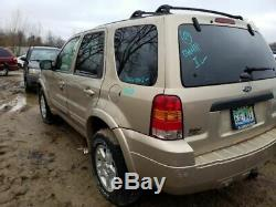 Driver Front Door Electric With Keyless Entry Pad Fits 05-07 ESCAPE 430547