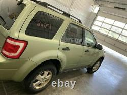 Driver Front Door Electric With Keyless Entry Pad Fits 08 ESCAPE 627191