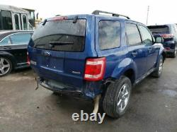 Driver Front Door Electric With Keyless Entry Pad Fits 08 ESCAPE 673059