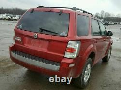 Driver Front Door Electric With Keyless Entry Pad Fits 09-12 ESCAPE 1802120