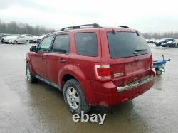 Driver Front Door Electric With Keyless Entry Pad Fits 09-12 ESCAPE 2050444