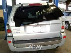 Driver Front Door Electric With Keyless Entry Pad Fits 09-12 ESCAPE 4675967