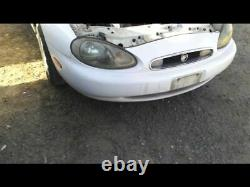 Driver Front Door Electric With Keyless Entry Pad Fits 96-99 SABLE 14577286