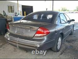 Driver Front Door Electric Without Keyless Entry Pad Fits 00-07 TAURUS 124123
