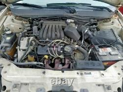 Driver Front Door Electric Without Keyless Entry Pad Fits 00-07 TAURUS 1867543