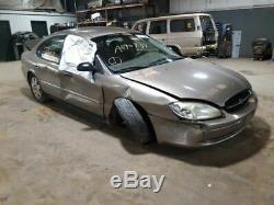 Driver Front Door Electric Without Keyless Entry Pad Fits 00-07 TAURUS 79714