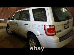 Driver Front Door Electric Without Keyless Entry Pad Fits 09-12 ESCAPE 1210457