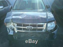 Driver Front Door Electric Without Keyless Entry Pad Fits 09-12 ESCAPE 598832