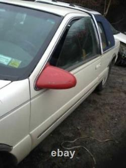 Driver Front Door Electric Without Keyless Entry Pad Fits 96-97 COUGAR 133786
