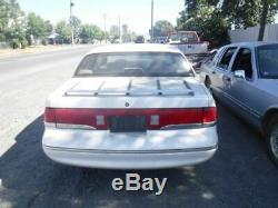 Driver Front Door Electric Without Keyless Entry Pad Fits 96-97 COUGAR 14642246