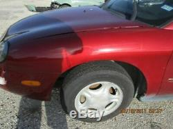 Driver Front Door Electric Without Keyless Entry Pad Fits 96-99 SABLE 92493