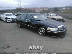 Driver Front Door Keyless Entry Pad Fits 03-11 LINCOLN & TOWN CAR 1755364