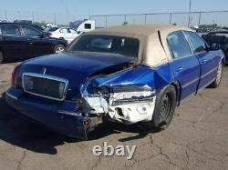 Driver Front Door Keyless Entry Pad Fits 03-11 LINCOLN & TOWN CAR 1894501