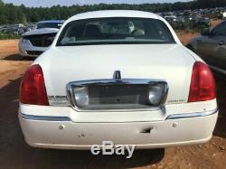 Driver Front Door Keyless Entry Pad Fits 03-11 LINCOLN & TOWN CAR 2315708