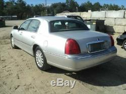 Driver Front Door Keyless Entry Pad Fits 03-11 LINCOLN & TOWN CAR 335717