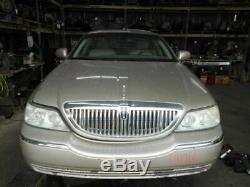 Driver Front Door Keyless Entry Pad Fits 03-11 LINCOLN & TOWN CAR 49508